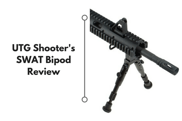 UTG Shooter's SWAT Bipod Review