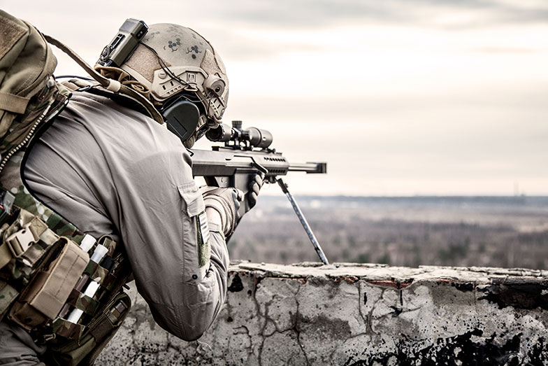 Types Of Sniper Rifles: What The Pros Use?