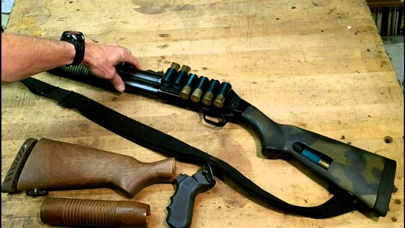 Mossberg 500 vs. 590: What Are the Differences between them?