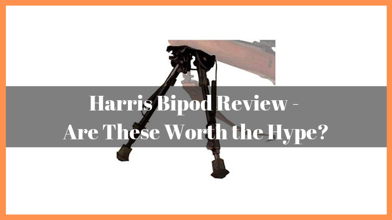 Harris Bipod Review – Are These Worth the Hype?
