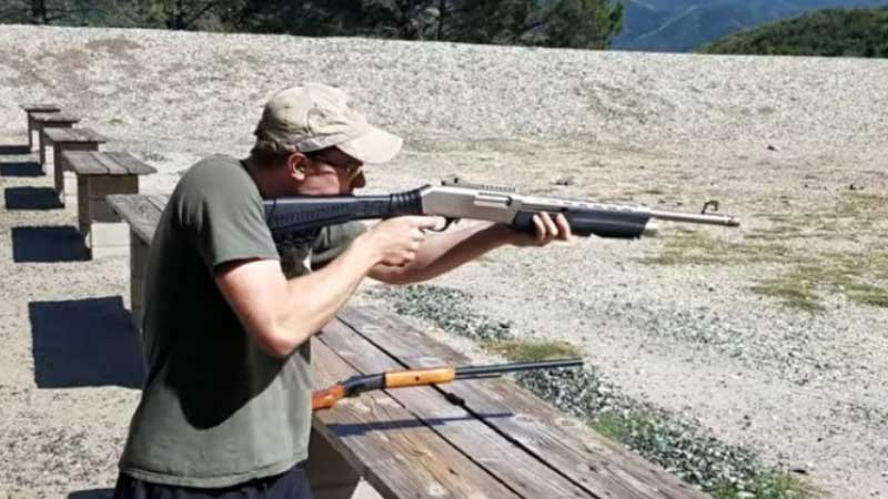 Dickinson 12 Gauge Tactical Shotgun Review