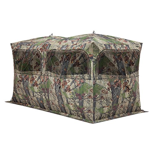 Barronett Blinds BE650BW Beast Pop Up Portable 6 Person Hunting Blind