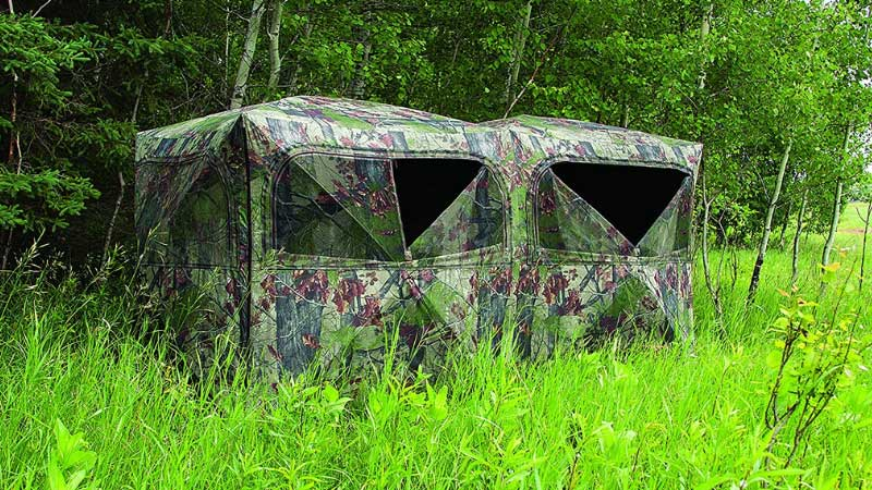 Best Ground Blinds for Bow Hunting Reviews