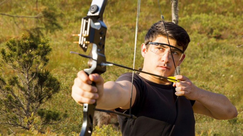 How to Properly Shoot a Bow and Arrow