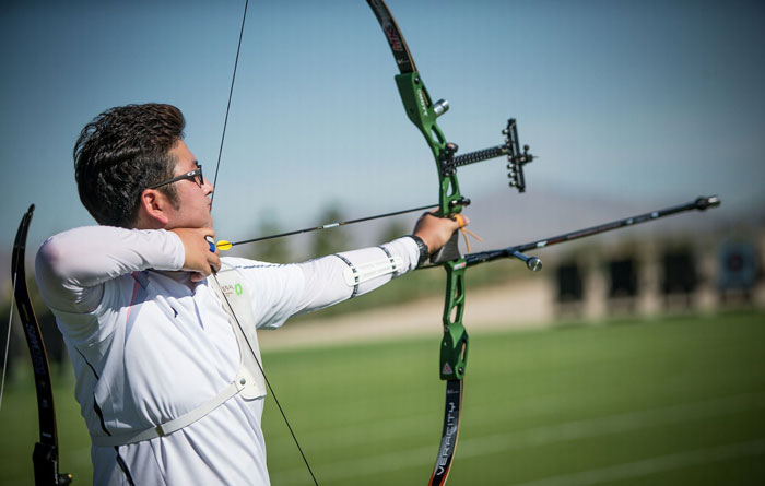 archers easily string